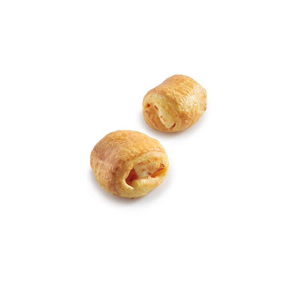 Mini Croissant Ham - Cheese