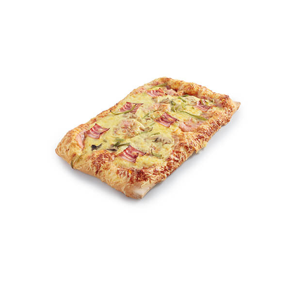 Rectangular Pizza, 6pcs