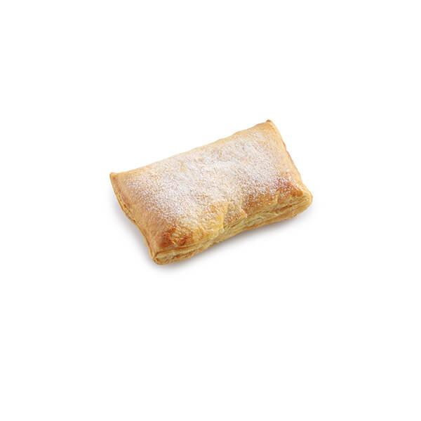 Bougatsa with Vanilla Cream Rectangular