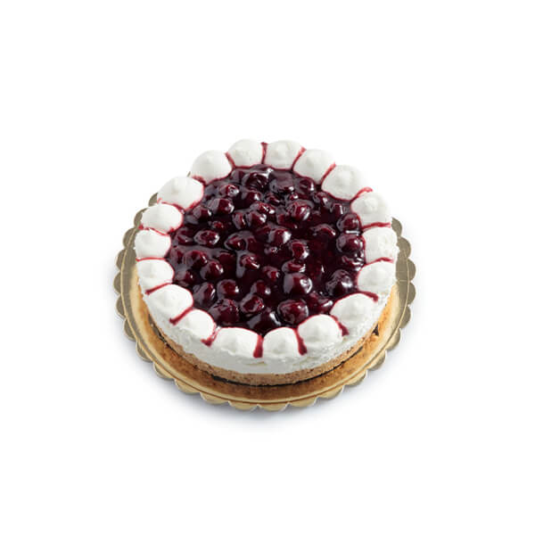 Blackcurrant Cheese Cake (Free Style) Medium