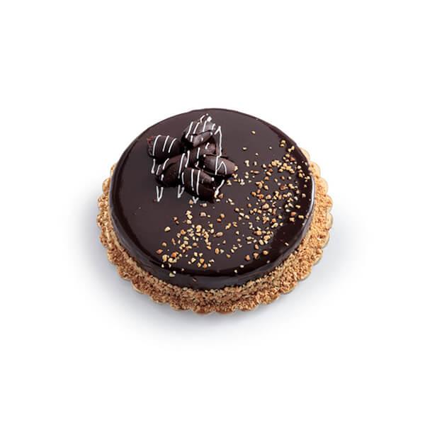 Cake Chocolate With Almond