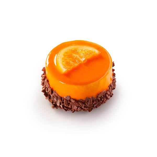 Individual Chocolate Orange Cake