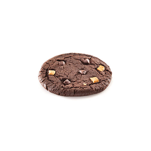 American Soft Chocolate Cookies Double Chocolate