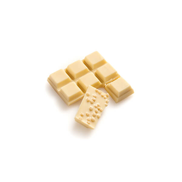 Crunchy White Chocolate