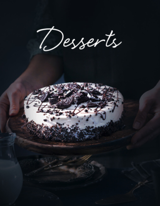 Passion for Desserts