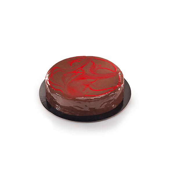 Lila Pause Cake