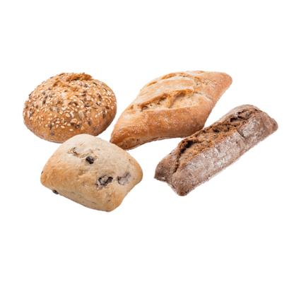 pains rustique rodoula