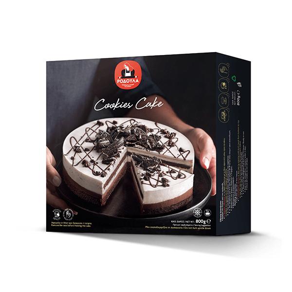 Cookies Cake