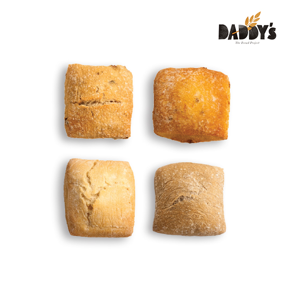 Daddy's |   ΚΟΥΒΕΡ RUSTICO ΓΕΥΣΕΩΝ MIX2